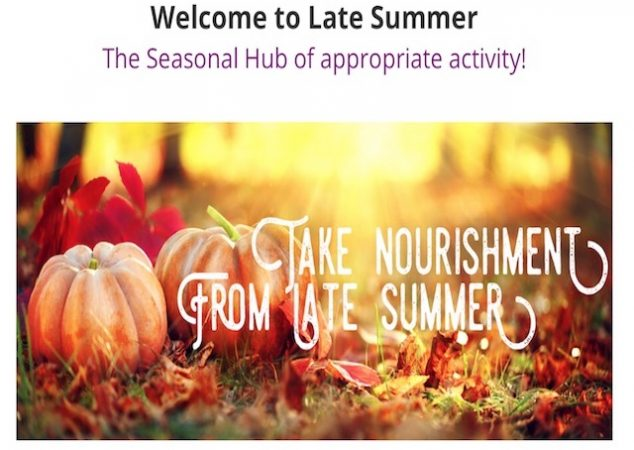 Seasonal Yoga Hub